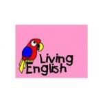 LIVING ENGLISH, Jana a Jean-Marie Vandewinkel - Agentura pro vzdělávání v oblasti cizích jazyků – logo společnosti