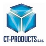 CT-Products s.r.o. – logo společnosti
