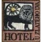 Veronika Reynková - Hotel u Zlatého lva – logo společnosti