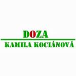 DOZA - Kamila Kociánová – logo společnosti