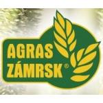 AGRAS ZÁMRSK, a.s. – logo společnosti