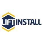 Lift Install, s.r.o. – logo společnosti