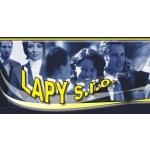 LAPY s.r.o. – logo společnosti