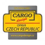 Škrobánek Vít, Ing. - CARGO design – logo společnosti