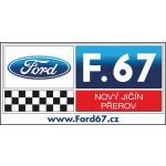 F. 67 s.r.o. – logo společnosti