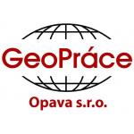GeoPráce Opava s.r.o. – logo společnosti