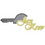 Krov Jan - zámky a trezory – logo společnosti