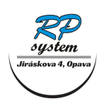 Machovský Zbyněk- RP SYSTÉM – logo společnosti