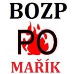 MAŘÍK IVAN - BOZP – logo společnosti