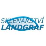 Jiří Landgraf- Sklenářství – logo společnosti