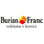 Jindřich Burian- Burian a Franc – logo společnosti