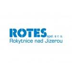 ROTES, spol. s r.o. Rokytnice nad Jizerou – logo společnosti