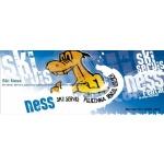 SKI NESS – logo společnosti