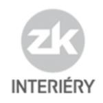 Z.K. INTERIÉRY s.r.o. – logo společnosti