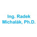 Ing. Radek Michalák, Ph.D. – logo společnosti