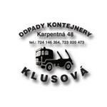 Klusová Jana- ODPADOVÉ HOSPODÁŘSTVÍ - DOPRAVA – logo společnosti