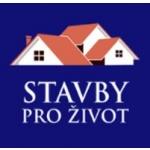 STAVBY PRO ŽIVOT s.r.o. – logo společnosti