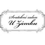 Mgr. Lucie Hrušková- Svatební salon U Zámku – logo společnosti