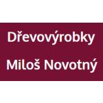Novotný Miloš- Dřevovýrobky – logo společnosti