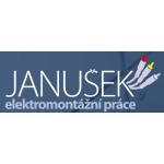 Petr Janušek elektromontážní práce – logo společnosti