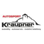 AUTODÍLY - AUTOSPORT KRAUPNER – logo společnosti