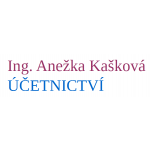 Ing. Anežka Kašková - ÚČETNICTVÍ – logo společnosti