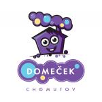 Středisko volného času Domeček Chomutov, příspěvková organizace – logo společnosti