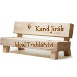 Jirák Karel-IDEAL TRUHLÁŘSTVÍ – logo společnosti