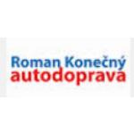Konečný Roman - autodoprava – logo společnosti