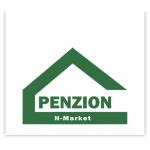 Penzion H-Market – logo společnosti