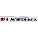 KOVA Jemnice, s.r.o. – logo společnosti