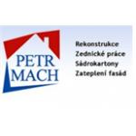 PETR MACH - REKONSTRUKCE BYTŮ PRAHA, MĚLNÍK – logo společnosti