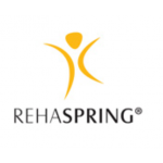 REHASPRING centrum s.r.o. – logo společnosti
