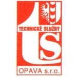 Technické služby Opava s. r. o.- Městské koupaliště v Opavě – logo společnosti