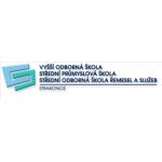 VOŠ , SPŠ A SOŠ ŘEMESEL A SLUŽEB Strakonice – logo společnosti