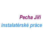 Pecha Jiří -instalatérské práce – logo společnosti