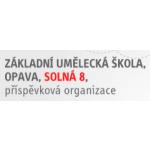 Základní umělecká škola, Opava, Solná 8, příspěvková organizace – logo společnosti