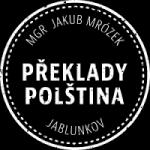 Mgr. Jakub Mrózek – logo společnosti