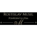 POHŘEBNÍ SLUŽBA (Rostislav Musil) – logo společnosti