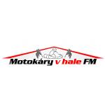 Motokáry v hale FM s.r.o. – logo společnosti