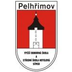 Vyšší odborná škola a Střední škola hotelová SČMSD Pelhřimov, s.r.o. – logo společnosti