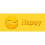 Bartoš René - Happy - rekreační středisko Fiola – logo společnosti