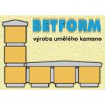 Sluka Zdeněk - BETFORM (pobočka Kopidlno) – logo společnosti