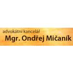 Mgr. Ondřej Mičaník, advokát – logo společnosti
