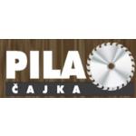 Čajka Radim- pila Čajka – logo společnosti