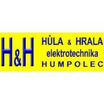 Hůla & Hrala Elektrotechnika – logo společnosti