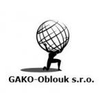 GAKO-OBLOUK s.r.o. – logo společnosti
