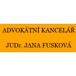 JUDr. Jana Fusková, advokát – logo společnosti