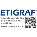 ETIGRAF, s.r.o. – logo společnosti