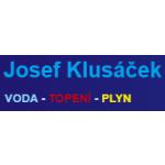 Klusáček Josef - VODA, TOPENÍ, PLYN – logo společnosti